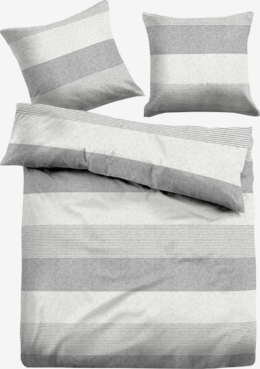 TOM TAILOR Bettwäsche in grau, Produktansicht
