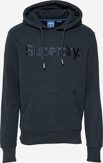 Superdry Sweatshirt in navy, Produktansicht