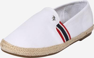 TOM TAILOR Espadrilles in navy / rot / weiß, Produktansicht