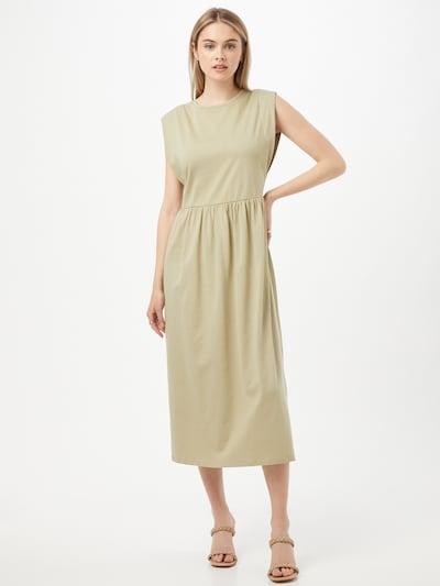 Rich & Royal Kleid in oliv, Modelansicht