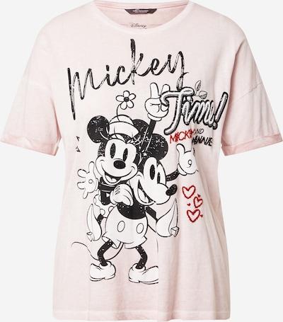 PRINCESS GOES HOLLYWOOD T-Shirt in rosa / rot / schwarz, Produktansicht