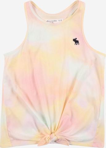 Abercrombie & Fitch Topp, värv segavärvid