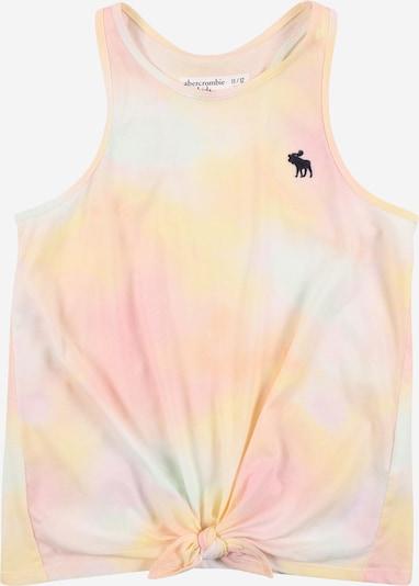 Abercrombie & Fitch Top w kolorze opal / pastelowo-żółty / pastelowy różm, Podgląd produktu