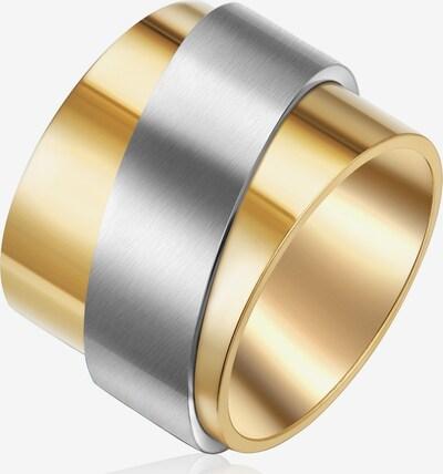 Rafaela Donata Ring Edelstahl in gold / silber, Produktansicht