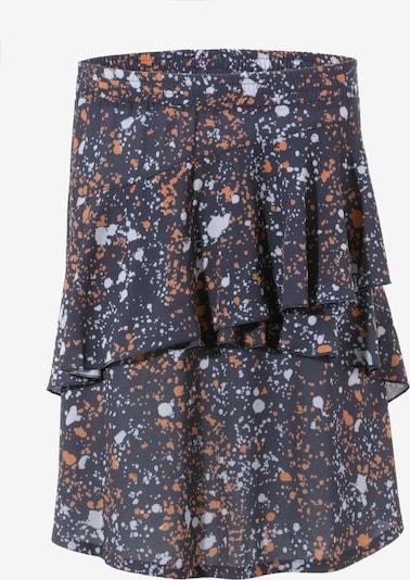 Aniston CASUAL Rock in grau / orange / weiß, Produktansicht