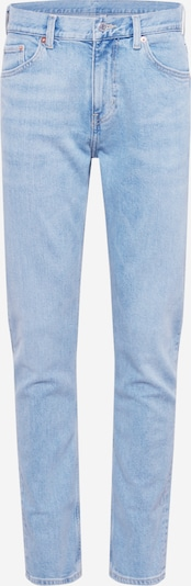 WEEKDAY Jean 'Easy Poppy' en bleu clair, Vue avec produit
