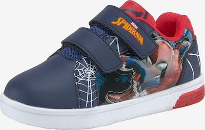 DISNEY Sneaker in navy / rot, Produktansicht