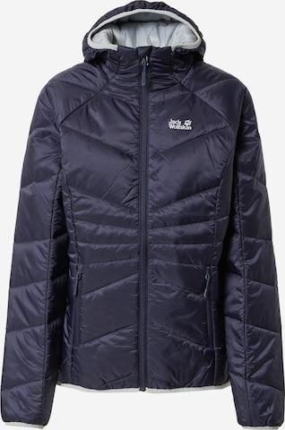 JACK WOLFSKIN Outdoor Jacket 'ARGON' in Grey