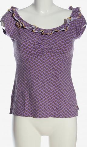 Blutsschwester Top & Shirt in S in Purple