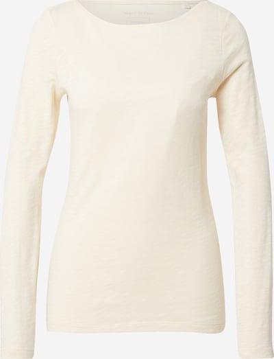 Marc O'Polo Shirt in weißmeliert, Produktansicht