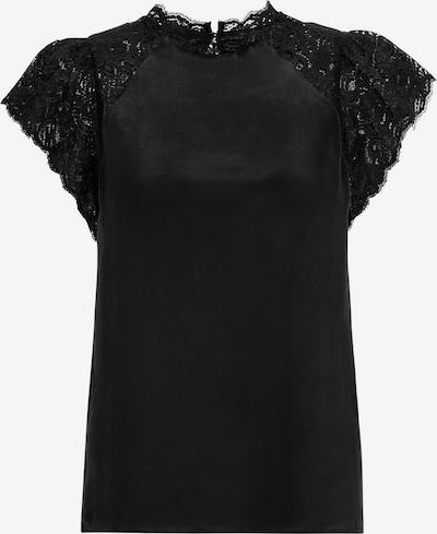 HALLHUBER Blouse in Black, Item view
