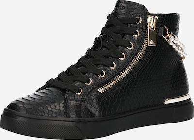 ALDO Lace-Up Ankle Boots 'PEROLA' in Black, Item view