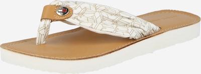 TOMMY HILFIGER Sandalias de dedo en beige, Vista del producto