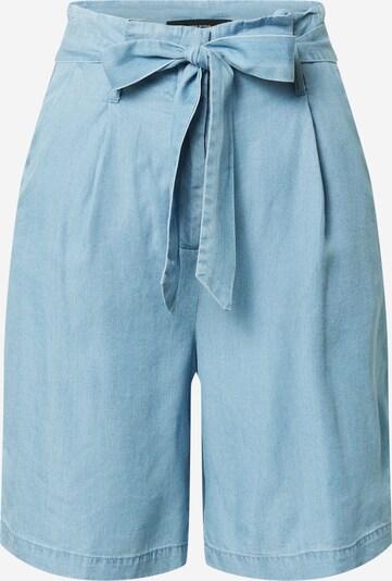 VERO MODA Pantalon à pince 'VIVIAN ANEVE' en bleu clair, Vue avec produit