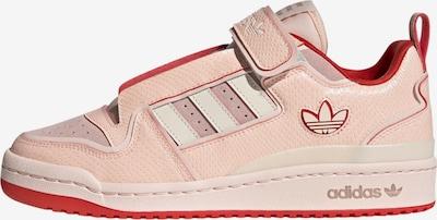 ADIDAS ORIGINALS Zemie brīvā laika apavi 'FORUM PLUS W', krāsa - gaiši rozā, Preces skats