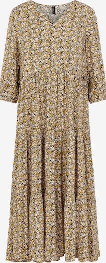 Y.A.S Kleid 'Vicco' in gelb / schwarz / weiß, Produktansicht