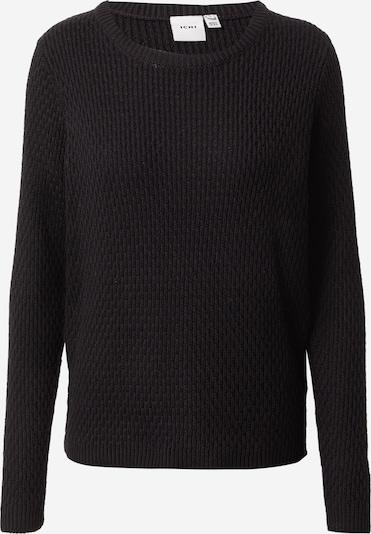 ICHI Sweter 'Karna' w kolorze czarnym, Podgląd produktu