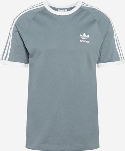 ADIDAS ORIGINALS Camiseta en azul pastel / blanco, Vista del producto