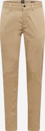 Pantaloni eleganți 'Schino-Taber D' BOSS Casual pe maro deschis, Vizualizare produs