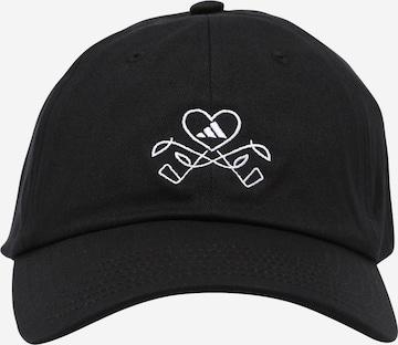 Șapcă sport de la adidas Golf pe negru