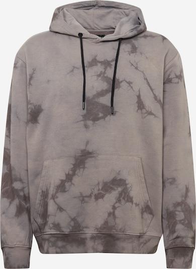 Urban Threads Sweat-shirt en gris / gris foncé, Vue avec produit