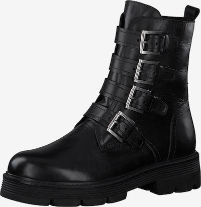 Auliniai batai su kulniuku iš MARCO TOZZI , spalva - juoda, Prekių apžvalga