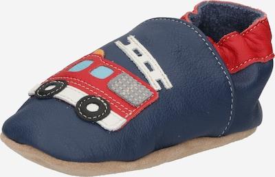 BECK Обувки за прохождане 'Feuerwehr' в морскосиньо / червено / бяло, Преглед на продукта