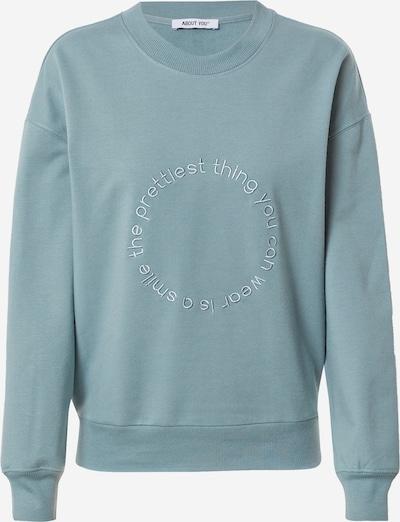 ABOUT YOU Bluza rozpinana 'Nancy' w kolorze turkusowym, Podgląd produktu