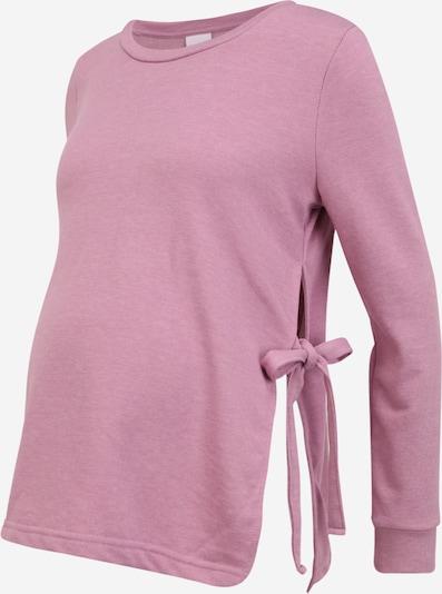Bluză de molton 'SYLVANA' MAMALICIOUS pe roz vechi, Vizualizare produs