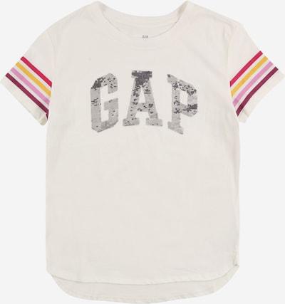 GAP T-Shirt in mischfarben / offwhite, Produktansicht