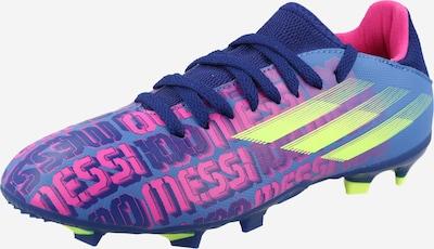 ADIDAS PERFORMANCE Sportschuh 'X Speedflow Messi' in hellblau / dunkelblau / neongrün / pink, Produktansicht