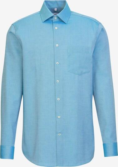 SEIDENSTICKER Business Hemd ' Regular ' in himmelblau, Produktansicht