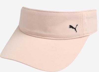 PUMA Czapka sportowa w kolorze pastelowy róż / czarnym, Podgląd produktu
