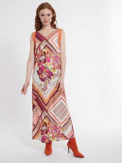 Ana Alcazar Kleid ' Durela ' in mischfarben, Modelansicht
