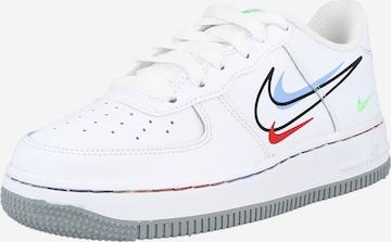 Baskets 'Air Force 1' Nike Sportswear en blanc