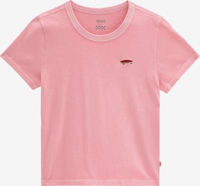 VANS T-Shirt in pink / rot, Produktansicht