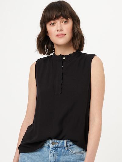 ONLY Bluse 'MIMI' in schwarz, Modelansicht