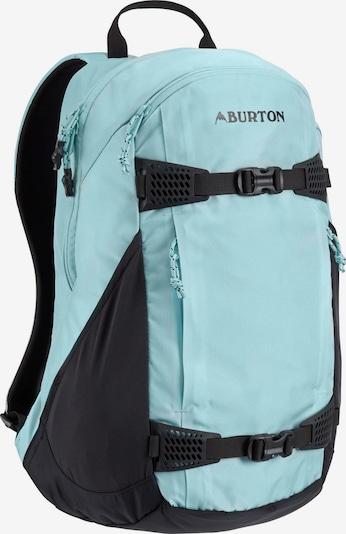 BURTON Rucksack in aqua / schwarz, Produktansicht