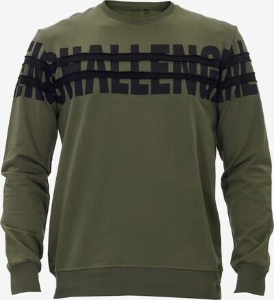 Tom Barron Sweatshirt in grün, Produktansicht