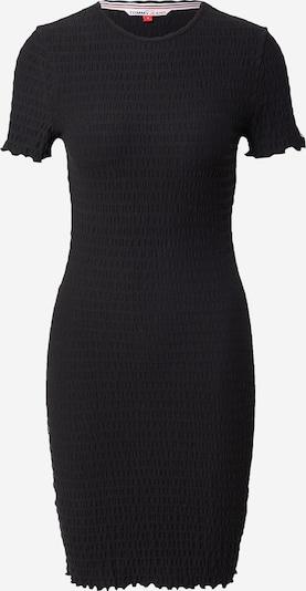 Tommy Jeans Kleid in navy / rot / schwarz / weiß, Produktansicht