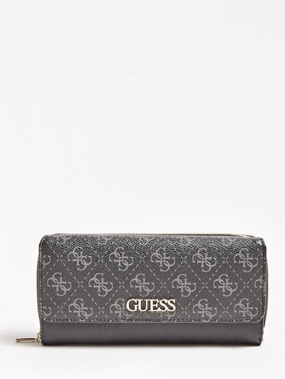 GUESS Portemonnaie in grau, Produktansicht