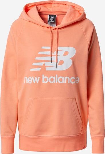 new balance Collegepaita 'Essentials' värissä vaaleanpunainen / valkoinen, Tuotenäkymä