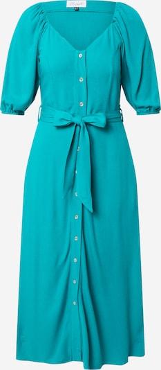 Closet London Kleid in türkis, Produktansicht
