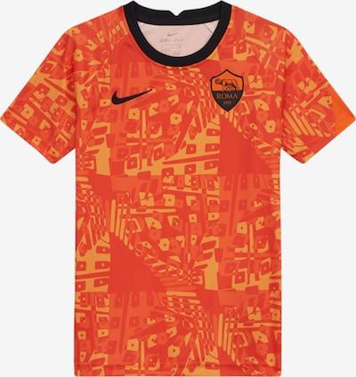 NIKE T-Shirt in orange, Produktansicht
