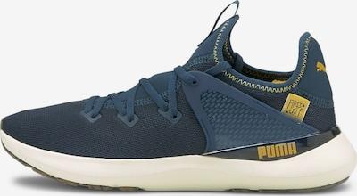 PUMA Sportschuh in navy / senf, Produktansicht