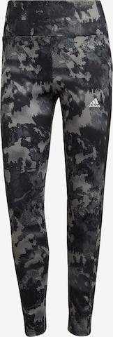 ADIDAS PERFORMANCE Spodnie sportowe w kolorze czarny