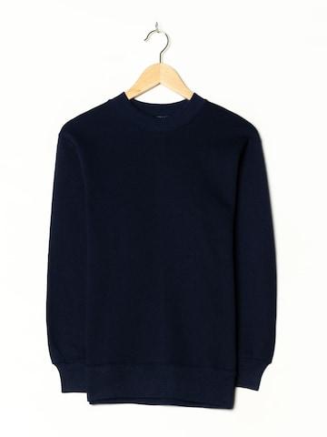 Hanes Pullover in S in Blau