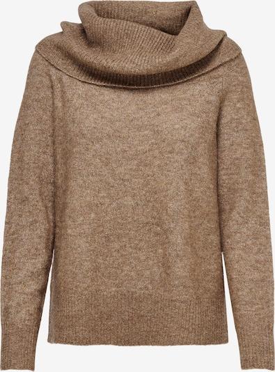 ONLY Pullover 'Stay' in braun, Produktansicht
