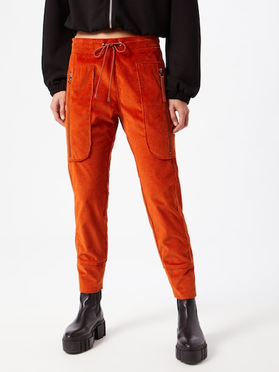 MAC Hose in orange, Modelansicht
