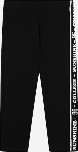 ONLY PLAY Sportbroek 'MINNO' in de kleur Zwart / Wit, Productweergave